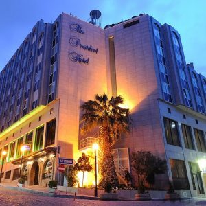 Best Western Plus The President Hotel Istanbu (20)