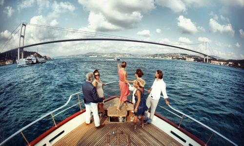 Bosphorus-By-Boat